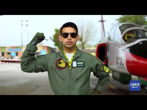 Pakistan Day Song 'Oonchi Uran' by PAF