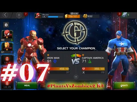 Captain America Vs Iron Man Video