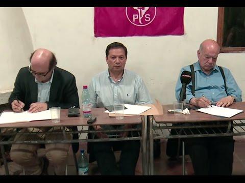 Fernando Atria y José Miguel Insulza debaten a dos semanas del Comité Central del PS