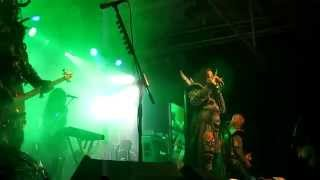 """Lordi - Drum Solo / Give Your Life For Rock'n'Roll """"live"""" @ Essigfabrik, Cologne, 18.02.2015"""