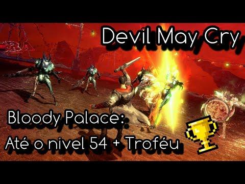 Devil May Cry - Bloody Palace: Em busca da Platina!