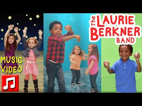 """Laurie Berkner Medley: """"Rocketship Run"""", """"The Goldfish"""", And """"I Know A Chicken"""""""