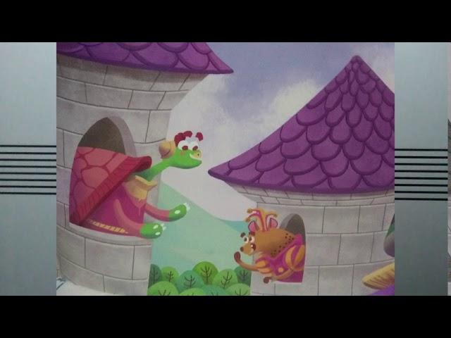 Micolino está vestido de rei para te contar a saga da Hiena em O Rei Está no Trono.