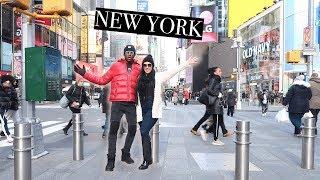 CELEBRATING BAE BIRTHDAY IN NEW YORK CITY | TRAVEL VLOG