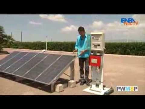 Schema Elettrico Fotovoltaico : Enea webtv il montaggio di un impianto fotovoltaico youtube