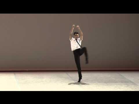 Vinicius Silva -  Prix de Lausanne Finals - Contemporary Variation