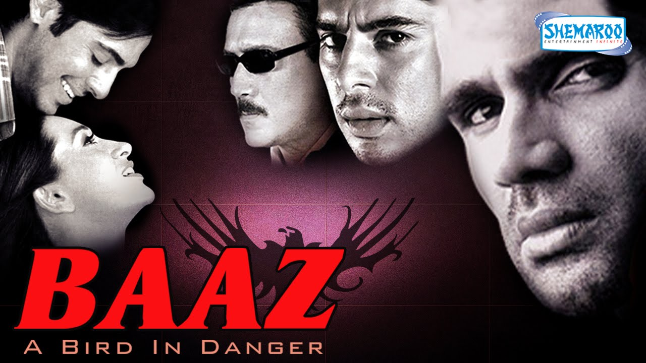 baaz - a bird in danger 2003 - karisma kapoor - suniel shetty