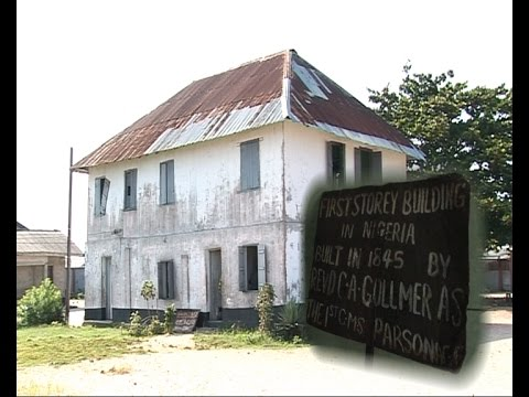 First Storey Building in Nigeria - Badagry