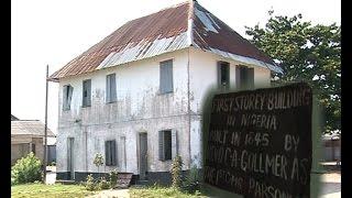 First Storey Building in Nigeria - Badagry