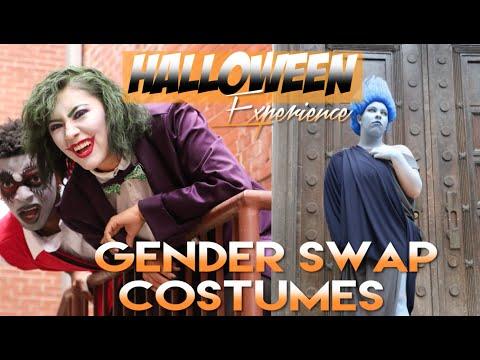 Joker & Harley Quinn Halloween Costume Idea