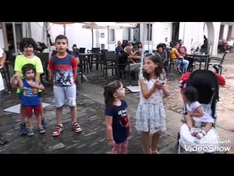 Títeres de Mircromina en Mondoñedo
