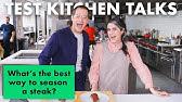 Professional Chefs Answer 14 Common Steak Questions   Test Kitchen Talks   Bon Appétit