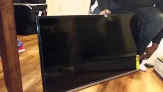 01. TOSHIBA 40L3400U 40 INCH LED Smart TV 2015 Unboxing and Setting Up HD TV