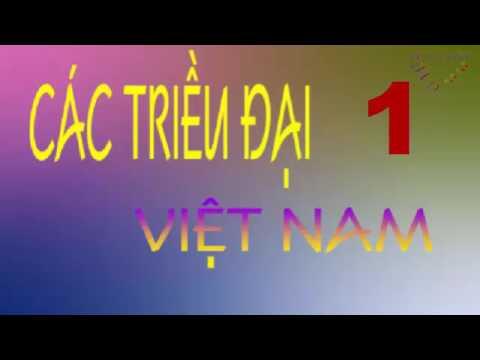 Các triều đại phong kiến Việt nam   , truyện hay, thuan mai