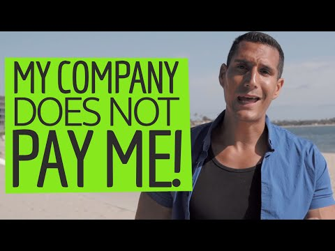 Is It Ok If My Company Does Not Pay Me?