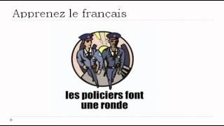 урок французского языка = В метро № 1