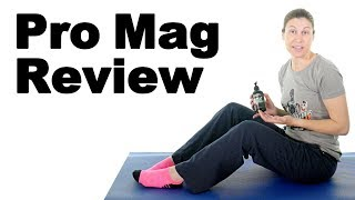Pro Mag Pain Relief Cooling Gel with Magnesium Review - Ask Doctor Jo