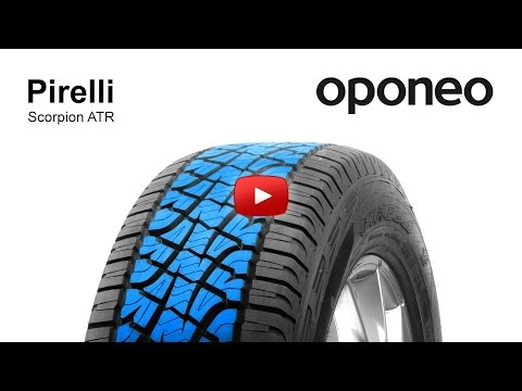Pirelli Scorpion ATR ● All Season Tyres ● Oponeo™