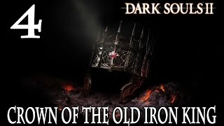 "DARK SOULS 2 | DLC 2 | Capitulo 4 ""BOSS Abrazo la muerte!!"""