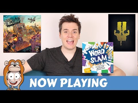 Now Playing: 7th Continent, Wasteland Express Dery Service, Word Slam