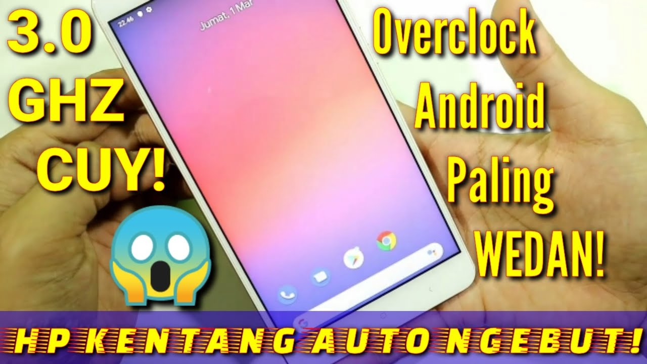 Overclock Android Tergila! Review Mi Max 2 Rom Pixel Experience Indonesia