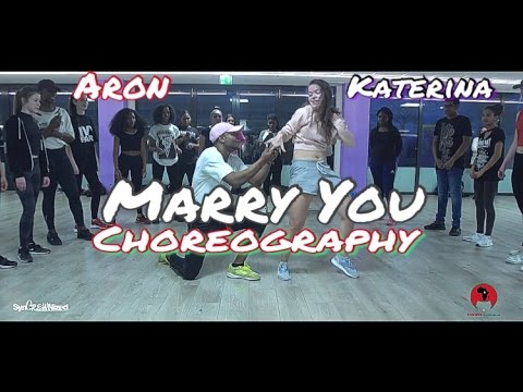 Marry You Diamond Platnumz - ft. Ne-Yo Dance Video Workshop 2017