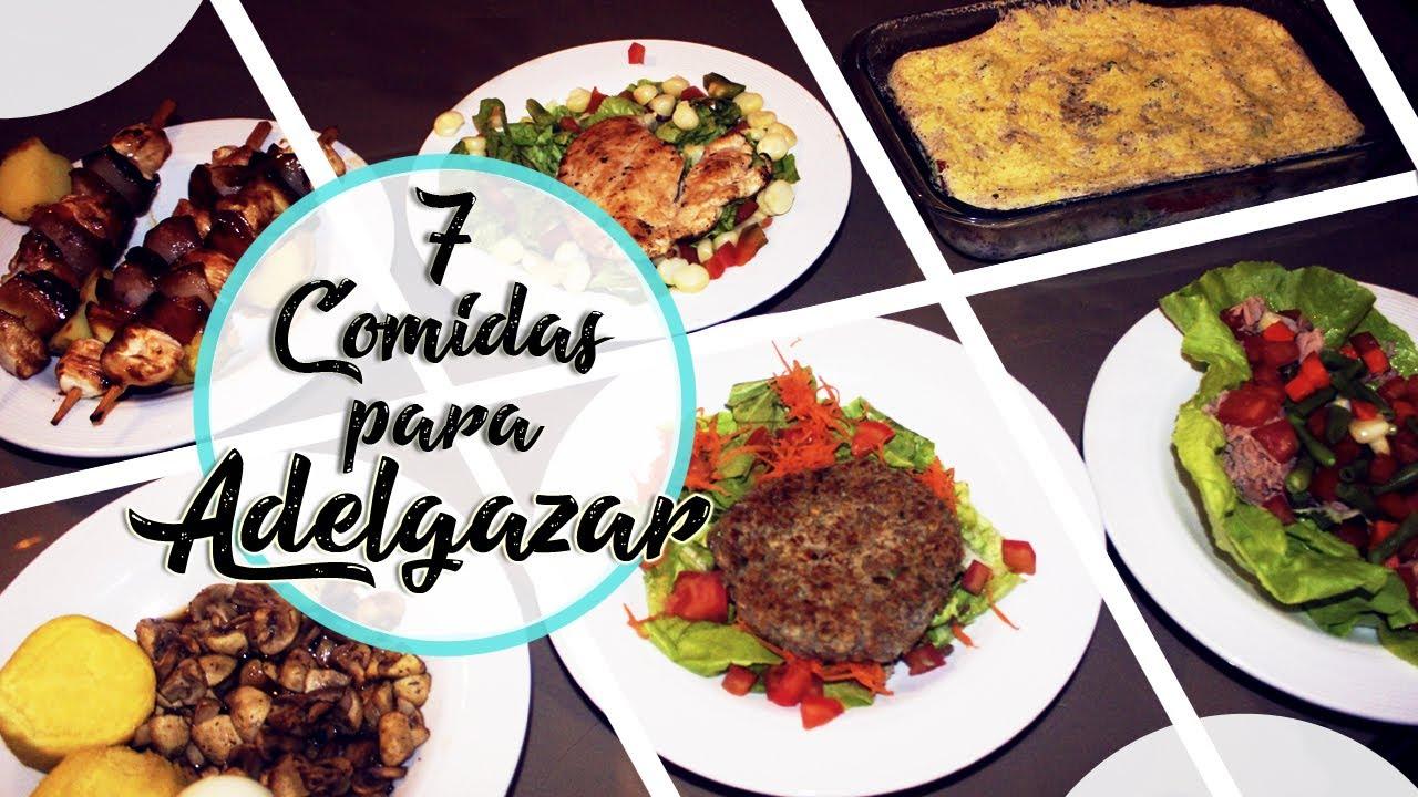 7 almuerzos saludables para toda la semana l kariniwiii for Comida saludable para toda la semana