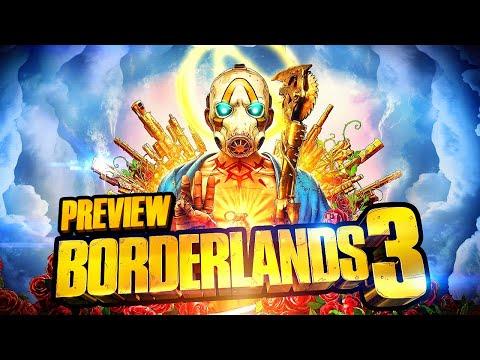 BORDERLANDS 3 PREVIEW 💛 ...und es hat BUMM gemacht!