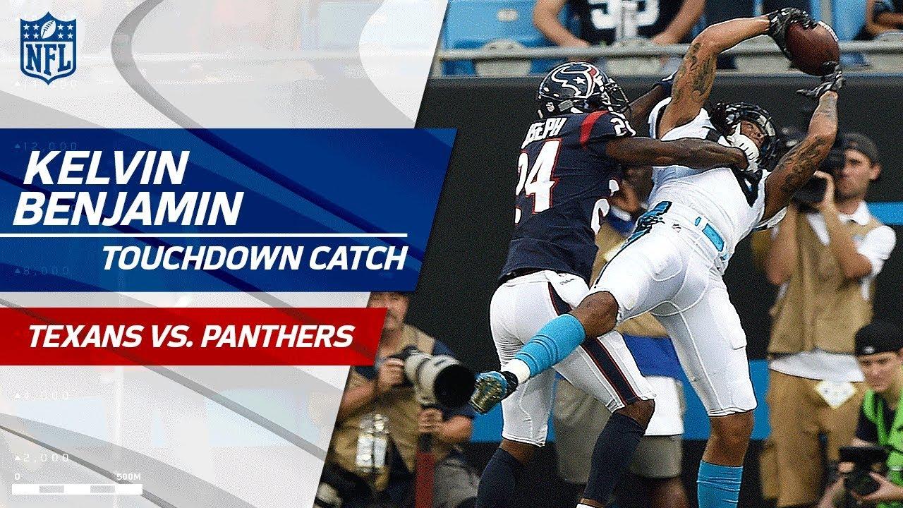 NFL preseason: Texans vs. Panthers