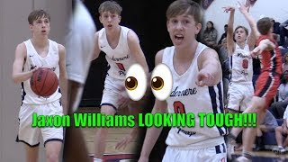Jaxon Williams IS LOOKING TOUGH!!! Teams Up w/ Fanbo Zeng vs Lake Highland!