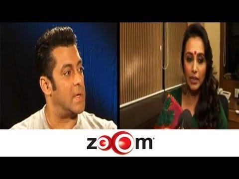 Rani Mukerji wants to get married to Salman Khan