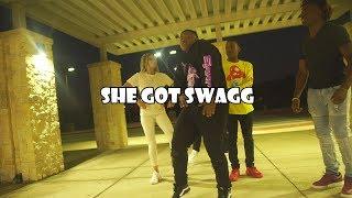"""The Woah Dance """"10k Cash - She Got Swagg"""" Shot By @Jmoney1041"""