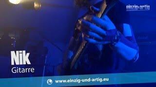 Einzig & Artig - Die Partyband! - Bandvorstellung 2015