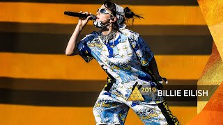 Billie Eilish - bury a friend (Glastonbury 2019)