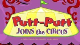 Putt-Putt Joins the Circus Walkthrough
