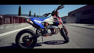 KTM 300 2018 SIX DAYS MOTARD | VTM