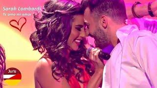 Sarah Lombardi - Te amo mi amor (EUROPEAN SONG CONTEST 2020)