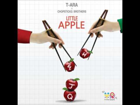 T-ARA (티아라) - Little Apple (Full Audio) [Digital Single - Little Apple]