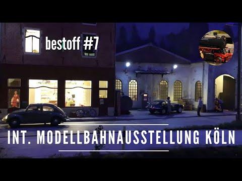 Все 23 модели железнодорожных макетов - IMA Кельн 2016
