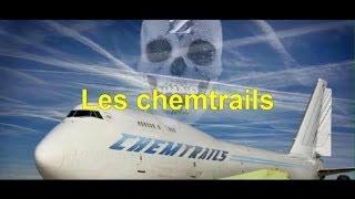 Chemtrails, les substances toxiques vaporisées tous les jours dans notre ciel