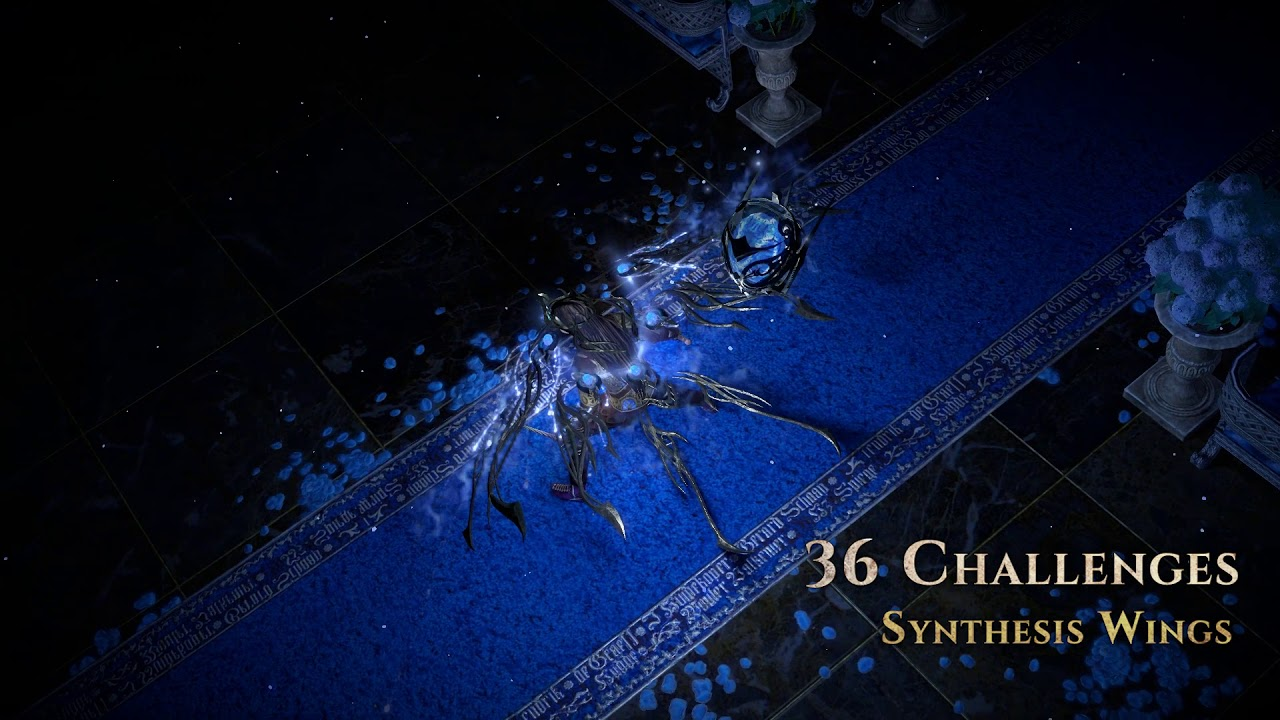 Path of Exile 3 6 Synthesis Challenge Rewards Guide | PoE 3 6