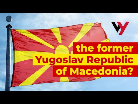 Macedonia Naming Controversy