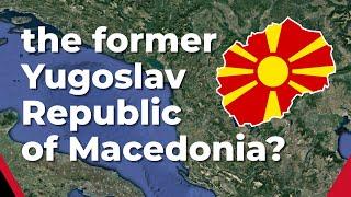 Macedonia Naming Controversy