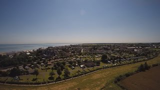 Camping La Capricieuse - Luc Sur Mer - France Normandy