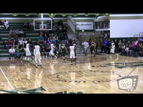 Athens vs St. Vincent St. Mary Basketball 2014