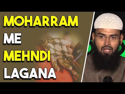 kya-moharram-ke-mahine-me-mehendi---henna-lagana-mana-hai-by-adv.-faiz-syed