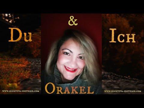 Das SENSITIVA UNIVERSE® Du & Ich Orakel   Er/sie gehört zu Dir - das ist absolut sicher! ♥