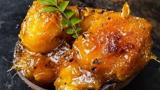 How to make   Mango chutney for biryani rice   බිරියානි බතට අඹ චට්නියක් ගමේ ක්රමයට හදමු.