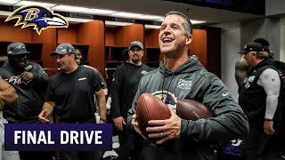 John Harbaugh Is Confident There Will Be a Season | Ravens Final Drive