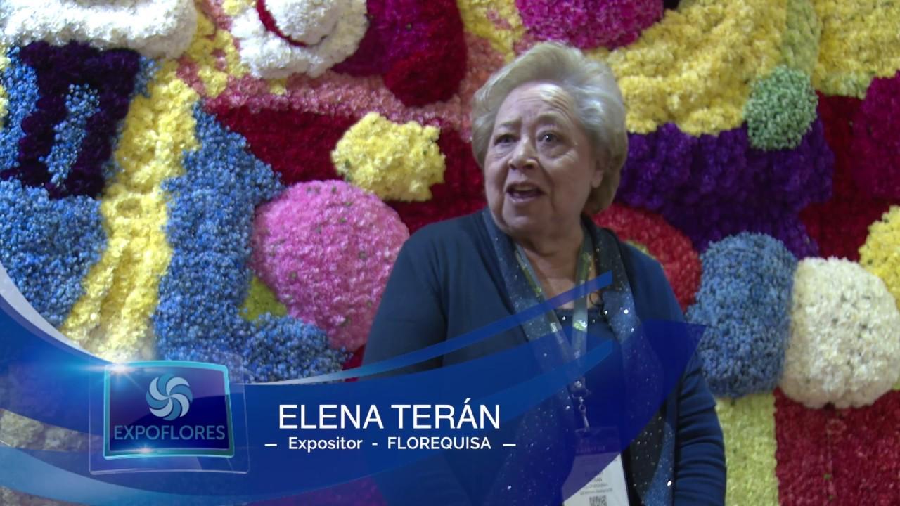 Expo Flor Ecuador 2018 Día # 1